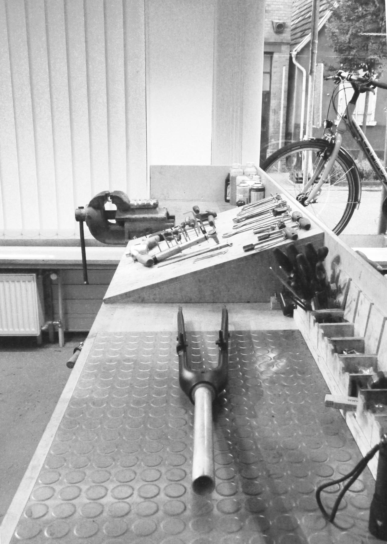 Fahrradwerkstatt-Edingen Home
